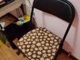 个人转让折叠椅子9成新