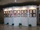 上海美秀专业校园挂画展板租赁