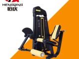 内蒙古商用健身器材健身房力量器械必确系列坐式伸腿训练器