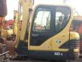 公司近期特惠低价出售最新款现代60-9型二手挖掘机-欢迎现场