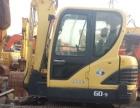 公司近期特惠低价出售较新款现代60-9型二手挖掘机-欢迎现场