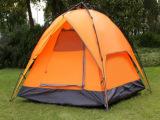 户外野营帐篷 双层三到四人自动篷户外防暴雨帐篷