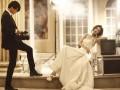 教你阴天时候拍婚纱照的技巧