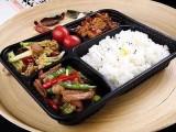 广州大型团餐配送公司 学生餐 企业团餐 现场分餐 和味道