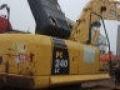 小松 挖掘机  (小松240和360)