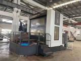 轉讓二手海天HTM-100H雙工位臥式加工中心二手臥加