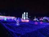 大型夢幻燈光節產品實力廠家生產制造一手貨源
