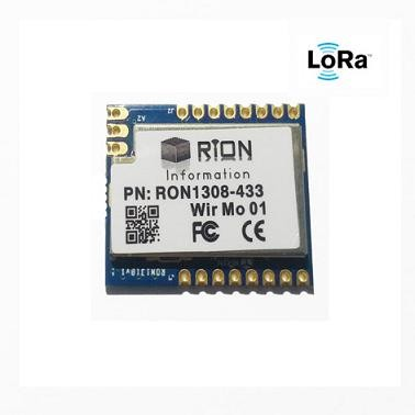 SX1278/SX1276/SPI接口模块/LOra扩频技术