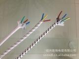 厂直供CCC认证 橡皮绝缘特软电缆 总编花线 RX橡胶绝缘编织软