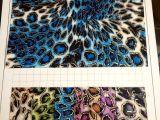 2014广州花都狮岭厂家特价热销pu皮革箱包鞋材豹纹皮革布料