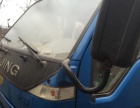 北京威龙蓝色货车车长9米发动机05轮胎825-20