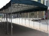 东西湖地区定做移动雨棚物流货物遮雨棚物品仓储蓬排档雨棚