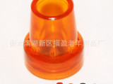 25mm 天然橡胶 牛筋水晶拐杖防滑垫 胶头 拐杖胶套 防滑头橡胶
