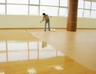 专业地板清洗公司,篮球场内地板打蜡抛光防滑