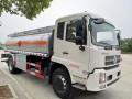 东风天锦11吨油罐车 高配置 手续齐全