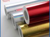 恒泰品牌 镭射立体小方格 镭射膜印刷耗材