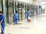 上海浦东临港新城-书院保洁-万祥保洁-保洁公司-装修后保洁