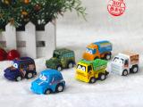 每袋6辆,玩具车回力车玩具迷你回力小汽车