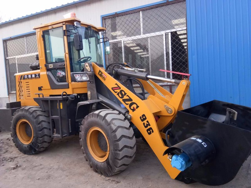 多功能小型两头忙挖掘机现货出售装载机械结实耐用