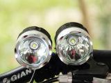厂家直销 超亮T6 U2 头灯 强光led头灯 骑行手电 自行车