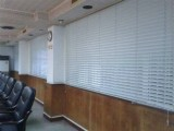 北京建外SOHO西区窗帘定做遮光卷帘百叶窗安装