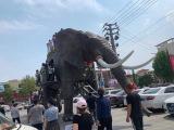 大型机械大象出租 机械大象租赁 机械大型