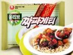 35264 韩国进口方便面 方便食品 炸酱面 农心炸酱面 140g