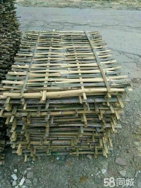 扬州华丽竹制品公司回收 出售新旧毛竹片 脚手片,竹笆片,毛竹