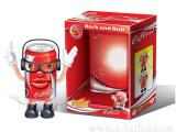 电动玩具  电动可乐罐 儿童玩具 新奇玩具 厂家批发
