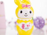 糖果娃娃新款儿童小手机女生卡通超小可爱低辐射迷你手机带跑马灯