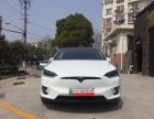 上海租车提供特斯拉X新能源轿车承接各类自驾租车服务