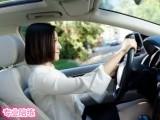 新手陪练女司机有驾照上路培训,专业带练科目二科目三考试