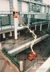 成都5-47米高空作业安全操作平台 成都施工举升车锦程租赁
