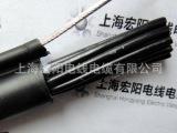 起重机扁电缆,自承式刚索电缆,现货供应起重机电缆12芯*1.0