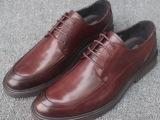 厂家直销2014秋季新款商务正装男士皮鞋正品头层牛皮舒适系带男鞋