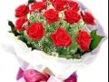 覃塘玫瑰百合组合鲜花及时送达快速送花各种鲜花预定派
