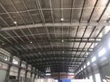 南京六合钢结构厂房仓库出租 有行车 带院子