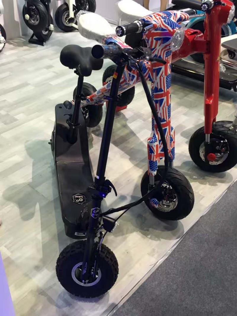 时尚ET折叠电动车哈雷电动车