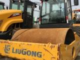 温州二手压路机徐工柳工20吨22吨26吨振动胶轮压路机