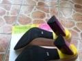 全新lily's(丽丽)品牌女士商务高跟鞋