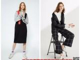 太平鸟17年时尚春夏装品牌折扣女装走份批发价格