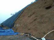 山体边坡修复绿化土壤保水剂厂家销售