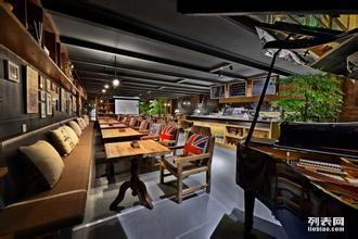 咖啡厅 甜品店装修设计与施工