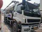 10年中联37米二手泵车三一45米泵车供应