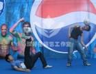 广州花式足球表演演出
