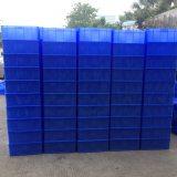 实力生产厂家直销550-290可堆塑料箱河南塑料盒工业行业通用箱