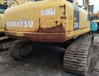 汕尾精品小松PC200-7型挖机转让出售全国包送