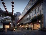 吴江香槟街35平小面积商铺可做餐饮服饰干洗KTV