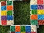 epdm橡胶颗粒塑胶跑道篮球场地翻新足球场草坪施工