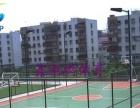 篮球场围网、足球场包塑围网施工